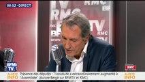 """Député LaREM accusé d'agression sexuelle: """"Il y a une présomption d'innocence"""", estime Aurore Bergé"""