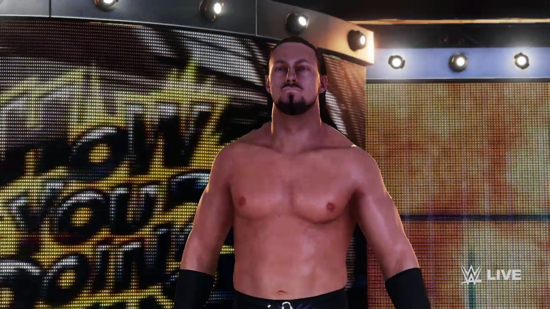WWE 2K18 My Career The King's First RAW PPV