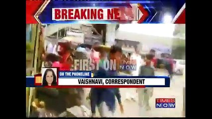 Caught On Camera: MNS Workers Go On A Rampage, Vandalise Stalls At Two Railway Stations In Mumbai