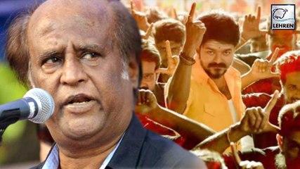 Rajnikanth Reacts On The Mersal Controversy | Vijay | Samantha Akkineni