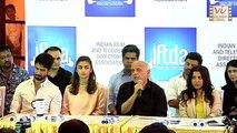 Mahesh Bhatt Slams Censorship Of Bollywood Films   Full Video   Six Sigma Films