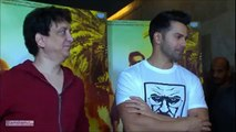 75.Varun Dhawan makes FUN of John Abraham's dancing