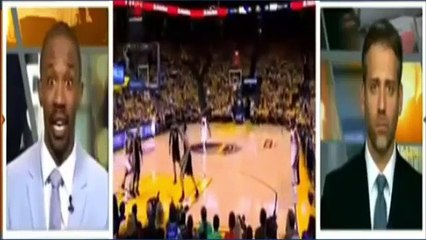 ESPN FIRST TAKE Who is more important in the finals stephen curry or kevin durant
