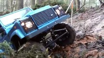 Scale 4x4 rc - off road trials January new
