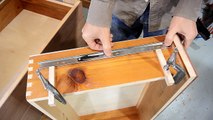 Finishing up the dresser (dresser build, part 3) | Homemade Inventions