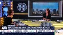 La vie immo: BNP Paribas Immobilier vient de livrer des logements connectés - 23/10