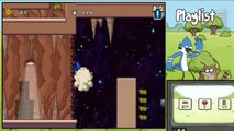 Regular Show Mordecai and Rigby In 8-Bit Land (3DS) - Walkthrough - Part 3