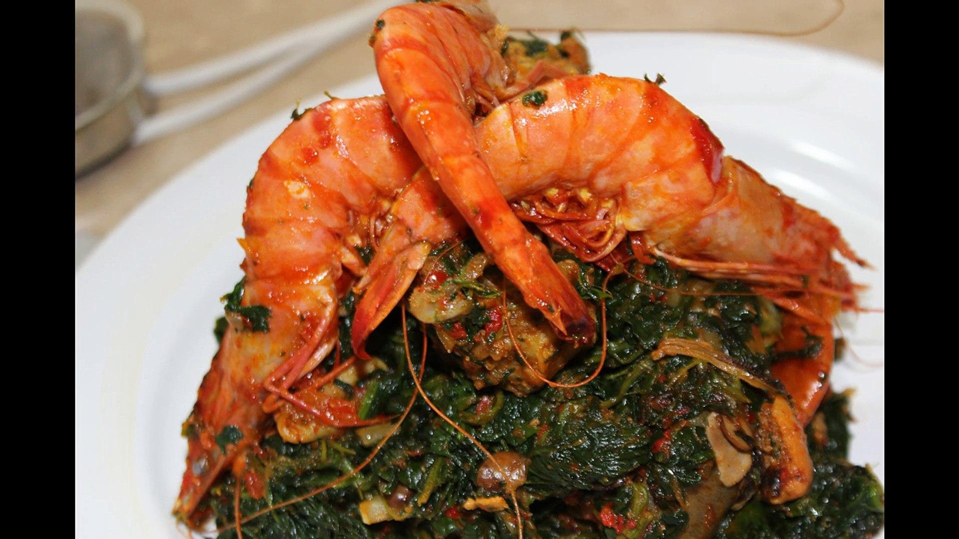EFO RIRO | NIGERIAN FOOD | NIGERIAN CUISINE