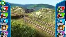 James Races all 5 Friends - Head to Head - Thomas Tank Engine & Friends: Go Go Thomas Game