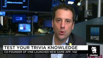 Vine's Co-Founders Test Your Trivia Knowledge with Their New App