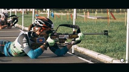 Championnats de France d'été de Biathlon à La Féclaz