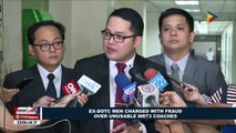 Ex-DOTC men discharged with fraud over unusable MRT3 coaches