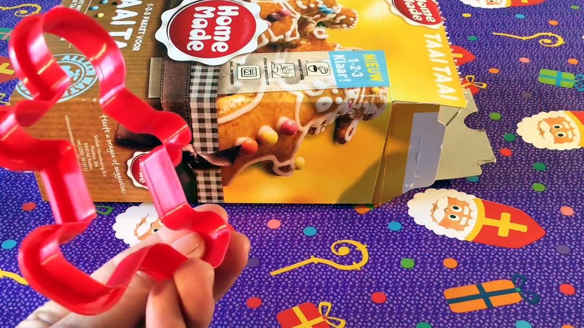 Review: DIY Sinterklaas snoepgoed pakketten uit de winkel