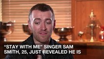 Sam Smith Comes Out As Gender Fluid!