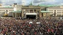 """""""الآلاف يتظاهرون في برلين ضد حزب """"البديل من أجل ألمانيا"""