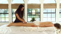 ASMR Massage Christen #6 Foot & Leg Massage, Relaxing Massage Therapy Techniques
