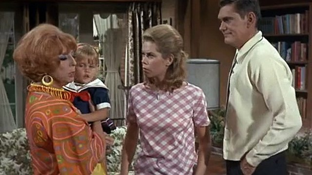 Bewitched (1964-1972) Allergic To Macedonian Dodo Birds-Tatlı Cadı 4.Sezon 11.Bölüm