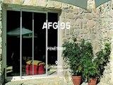 AFG 95 fenêtres, portes, volets et menuiserie métallique à Gonesse