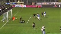 2-1 Federico Furlan Goal Italy  Serie B - 23.10.2017 Brescia Calcio 2-1 FC Bari 1908