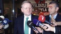 Medipol Başakşehir Başkanı Göksel Gümüşdağ Açıklamalarda Bulundu