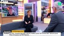 La question qui fâche du HuffPost à Laurence Parisot sur Franceinfo