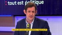 """François Kalfon (PS) : """"Ce n'est pas parce que je suis grand qu'il faut transformer le PS en grand corps malade"""""""