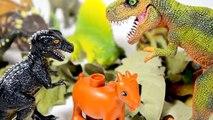 ДИНОЗАВРЫ. Мультик про динозавров на русском. Рыцари Лего LEGO против ДИНОЗАВРОВ 3 серия. Игрушки ТВ