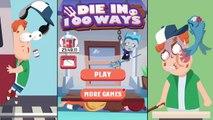 100 Ways To Die - New Ways To Die ,  Dumb Ways To Die Most Funniest Die Moments