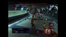 Star Wars Knight of the Old Republic, la comparaison rétrocompatibilité sur Xbox One S
