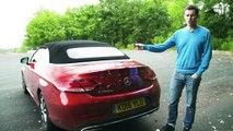 Range Rover Evoque Convertible vs Mercedes C-Class Cabriolet vs Ford Mustang Convertible   Head2Head