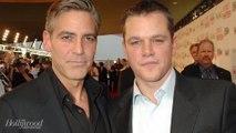 George Clooney & Matt Damon Knew Harvey Weinstein Was a Womanizer — Not a Predator | THR News