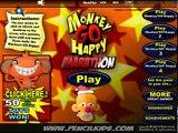 Счастливая обезьянка Марафон прохождение Monkey GO Happy Marathon walkthrough