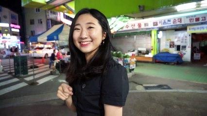 JENNY EATS  KOREAN UNLIMITED PORK BELLY 엉터리 생고기