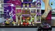 Музей ЛЕГО Обзор Friends 41101 Гранд Отель