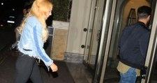 Meryem Uzerli, Otel Çıkışı Görüntülendiği Mısırlı Oyuncu ile Aşk Yaşıyor