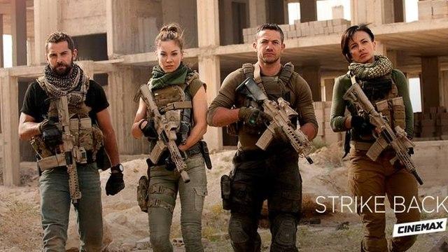 Watch Strike Back Season 6 Episode 1 › Full Online › Sky1