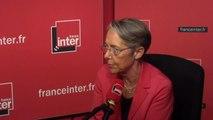 """Elisabeth Borne : """"Je n'ai jamais annoncé que ces 230 gares allaient fermer"""""""