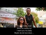 Official- Love Dose Full VIDEO Song - Yo Yo Honey Singh -  Desi Kalakar - LYRICS VIDEO