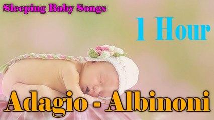 Salvatore Marletta - 1 Hour Adagio - Albinoni - Piano Music To Put Your Baby To Sleep