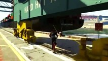 GTA 5 EPIC STUNTS FAILS GTA 5 Funny Moments & WTF by RedKeyMon