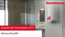 Awards de l'innovation 2017 les lauréats : Velis Evo Plus WIFI