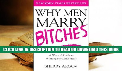 why men marry bitches ebook download