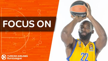 Focus on: Charles Jenkins, Khimki Moscow region