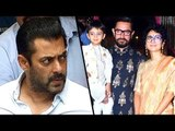 Why Salman Khan Stayed Away From Aamir Khan's Diwali Party?