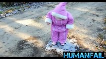 Winter Fails | An Epic Snow and Ice Fail Compilation by Humanfail