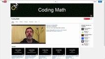 Coding Math: Episode 27 - Easing and Tweening