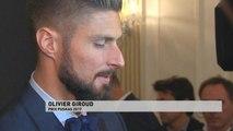 But de l'année 2017 - Olivier Giroud sacré !