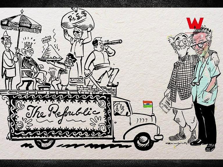 RK Laxman || Birthday || Cartoonist ||