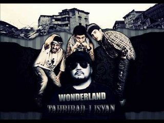 Tahribad-ı İsyan feat. Fuat Ergin - Wonderland