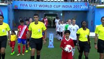 Match 5- Germany v Costa Rica – FIFA U-17 World Cup India 2017